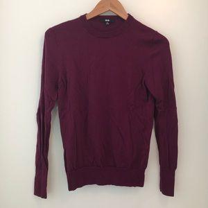 Uniqlo 100% Merino Sweater Size M